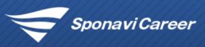 スポナビキャリア logo
