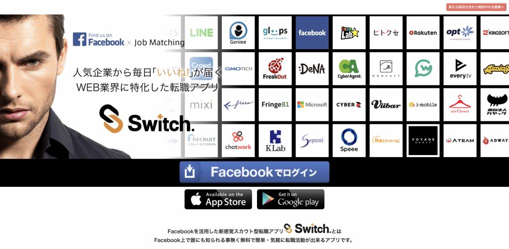 Switch. Webマーケティング